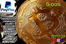 .005 BTC Direct to your Bitcoin Wallet! Simple, FAST TRANSFER! Trusted US BTC!!!
