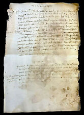 ANTIQUE DOCUMENT 1532