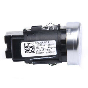 8K0905217A Engine Key Start Stop Push Button Switch For Audi Q5 A4 B8 A5 S5 RS5