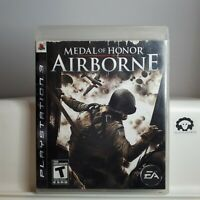 Medal Of Honor: Airborne ( Playstation 3 PS3 ) TESTED