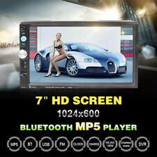 Car MP5 Player 7 Inch Car Stereo MP5 MP3 Player Radio Bluetooth USB AUX