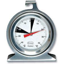 Brannan Premium 50mm Dial Stainless Steel Fridge Freezer Thermometer
