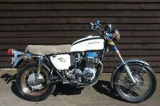 Honda CB750 CB 750 K2 BARN FIND restoration Project Cafe Racer CR750??