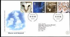 GB FDC 2000 Above & Beyond, Bureau H/S #C22980
