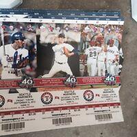 "RUBEN SIERRA Texas Rangers AUTOGRAPH ON 8/"" X 10/"" Photo Gameday Holo"