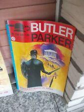 Butler Parker, Heft Nr. 229: Parkers Razia in Athen