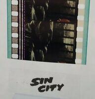 Frank Miller's Sin City (2005) Authentic Film 5-Cells Strip MARV (Mickey Rourke)