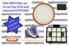 Vax Power 7 HEPA Filter Set for Later Models VCP7P2400 VX39 Part No VCP7PTFLT2