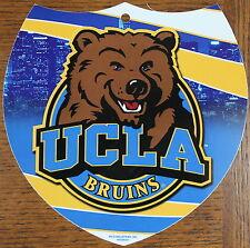 University of California UCLA  Bruins Licensed NCAA Plastic  Interstate Sign