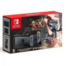 Monster Hunter double cross xx Nintendo Switch ver. Special Pack F/S From Japan