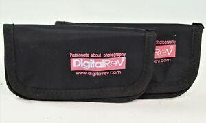2 Of Digitalrev Memory Card Holders, VGC.
