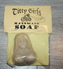Titty Girls Handmade Soap, Made for Sturgis