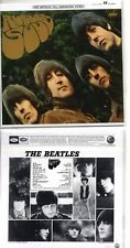 ★☆★ CD The BeatlesRubber Soul (USA) | Mini LP Mono & StereoCD ★☆★
