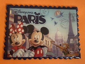 Souvenir Fridge Magnet - Disneyland Paris