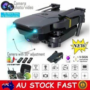 1080P HD Drone X Pro Aerial Camera WIFI FPV Foldable Mini Selfie RC Quadcopter