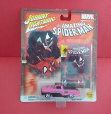 JOHNNY LIGHTNING MARVEL SPIDER MAN - DIE CAST - VOITURE - KOPPER KART - R 3935