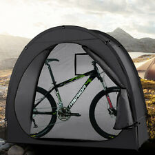 Bicycle Shed Bike Storage Tent Garden Shelter With Window Outdoor Bike Cover#@