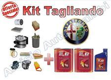 KIT FILTRI TAGLIANDO ALFA ROMEO 147 1.6 16V TWINSPARK 78KW 105CV AR37203