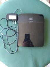 Cisco Linksys E1200 Wireless Wifi Internet Router 4-Port