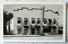 RPPC POSTCARD MERCHANTS HOTEL CHAMBERLAIN SOUTH DAKOTA BARGER PHOTO #pq732