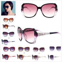 UK Womens Ladies Designer Sunglasses Oversized Driving Eyewear UV400