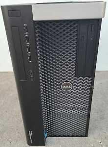 Dell Precision T7610 Xeon E5-2630 V2 2.6Ghz  / 32GB / 2TB HHD, wind 10 pro