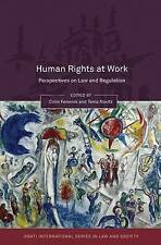 Human Rights at Work: Perspectives on Law and Regulation (Onati International S