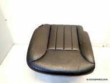 Seat-Osr Bottom, Black Leather-(Ref.558)-06 Mercedes ML320 Cdi W164