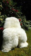 Real european super size Premium Sheepskin Lambskin Rug eco Tannin