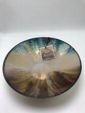 Artistic Accents Decorative Plate/Bowl 12X5X4