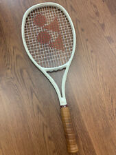 "YONEX RQ-180 Widebody 4 5/8"" Tennis Racquet New Strings JAPAN"