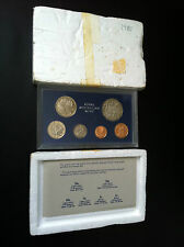 1980 RAM 6 COIN PROOF SET GOOD CONDITION WITH FOAM & CERTIFICATE