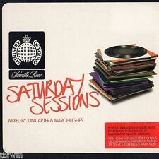 Ministry Of Sound - Saturday Sessions - 2CD MIXED - HOUSE ELECTRO