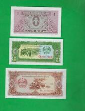 LAOS ~ 3 X OLD PAPER MONEY LOT # 4515 (*-*)