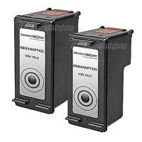 2 CB336WN HY BLACK Ink Print Cartridge for HP 74 XL C4280