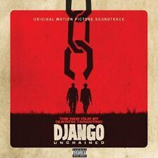 QUENTIN TARANTINO'S DJANGO UNCHAINED  CD  23 TRACKS SOUNDTRACK/FILMMUSIK  NEU