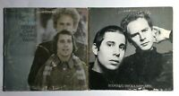 Simon And Garfunkel 2 Vinyl LP Lot Bookends/ Bridge Over Troubled Water Tested