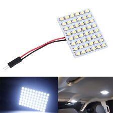 10pcs 48-SMD 1210 LED Panel Interior Lighting Bulb Car Auto White Lights n#