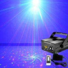 5 Lens Laser Light RGB Projector DJ Home Show Event Party remote KTV Lamp YC