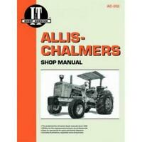 HJ3942 I&T Service Manual, Allis Chalmers (IT Shop) Fits Allis Chalmers