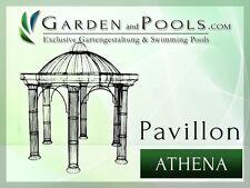 Metallpavillion Pavillon Laube Gartenlaube ATHENA Gazebo