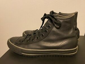 Converse Boot Mid 3M Thinsulate Black 115713  US Mens 10 WOS 12