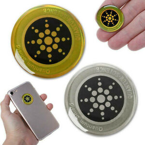 6Pcs Anti Radiation Protection Sticker EMF Protector Quantum Shield For Phone