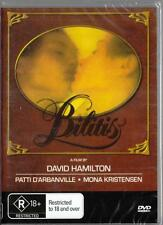 BILITIS - DAVID HAMILTON - NEW & SEALED DVD - FREE LOCAL POST