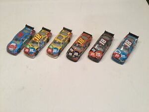 2008 Kyle Busch 1/64 M&M's Car COT   EXTREMELY RARE With 5 Others