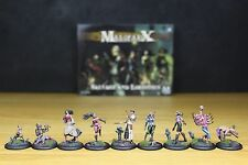Salvage & Logistics WYR20506 Malifaux M2E well painted box set & custom bases 2