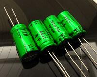 Nichicon MUSE BP ES (Bi)Non-Polar Bipolar Capacitors 4.7uf/10uF/22uF/47uF/100uF