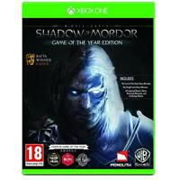 Middle-Earth Shadow of Mordor GOTY XBox One NEW SEALED