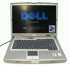 Dell D810 Laptop, RS-232 Serial Com Port, CDRW/DVD, Windows 7 Pro