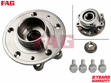 FOR RENUALT LAGUNA 2.0 DCi LATITUDE FRONT GENUINE FAG WHEEL BEARING HUB & BOLTS